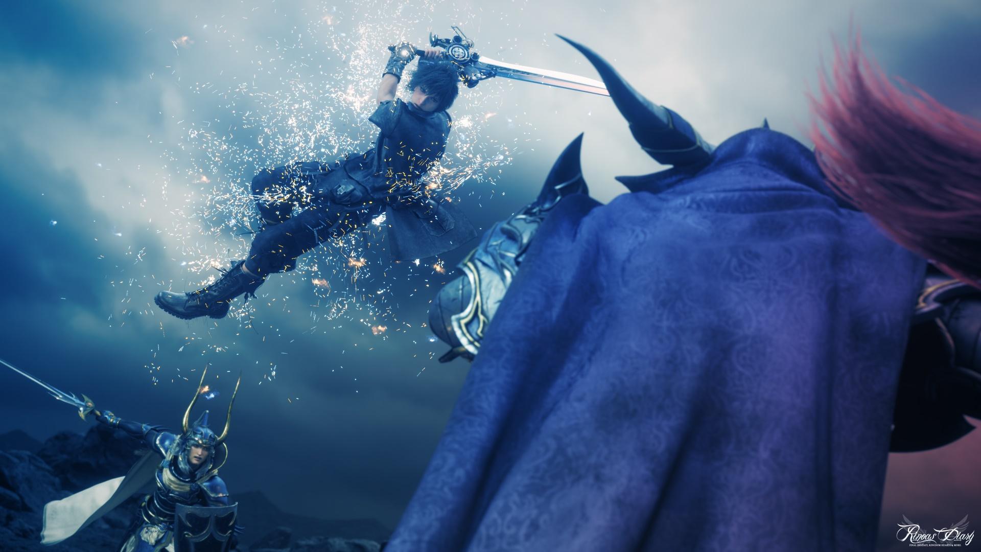 Nuovo trailer di Dissidia Final Fantasy NT per Jump Festa 2018!