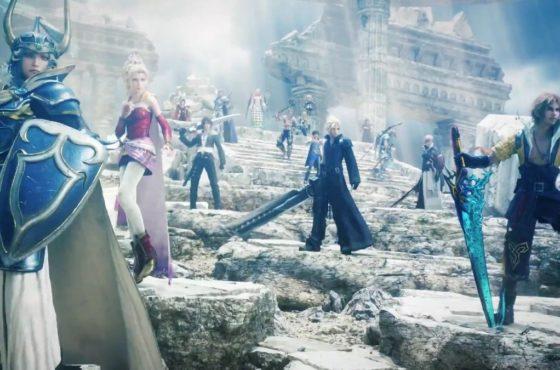 28 personaggi giocabili e 7 summon al lancio per Dissidia Final Fantasy NT!