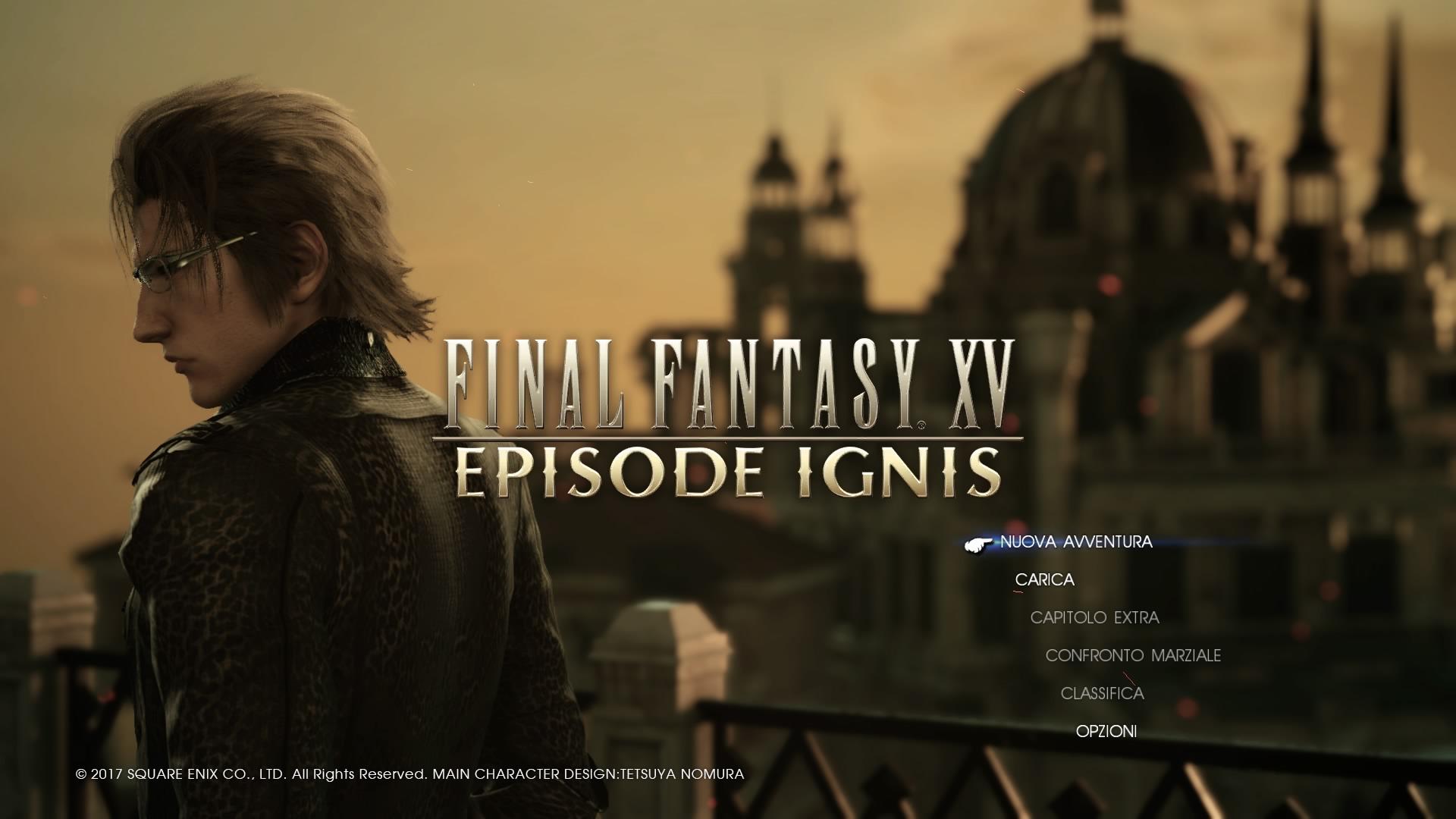 Guida ai Trofei di FFXV: Episode Ignis!