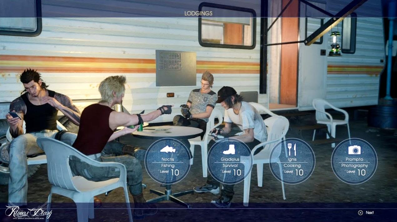 In Cina uscirà un nuovo titolo smartphone dedicato a Final Fantasy XV
