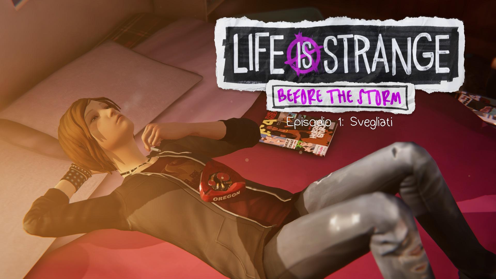 Guida ai Graffiti di Life is Strange: Before the Storm – Episodio 1: Svegliati