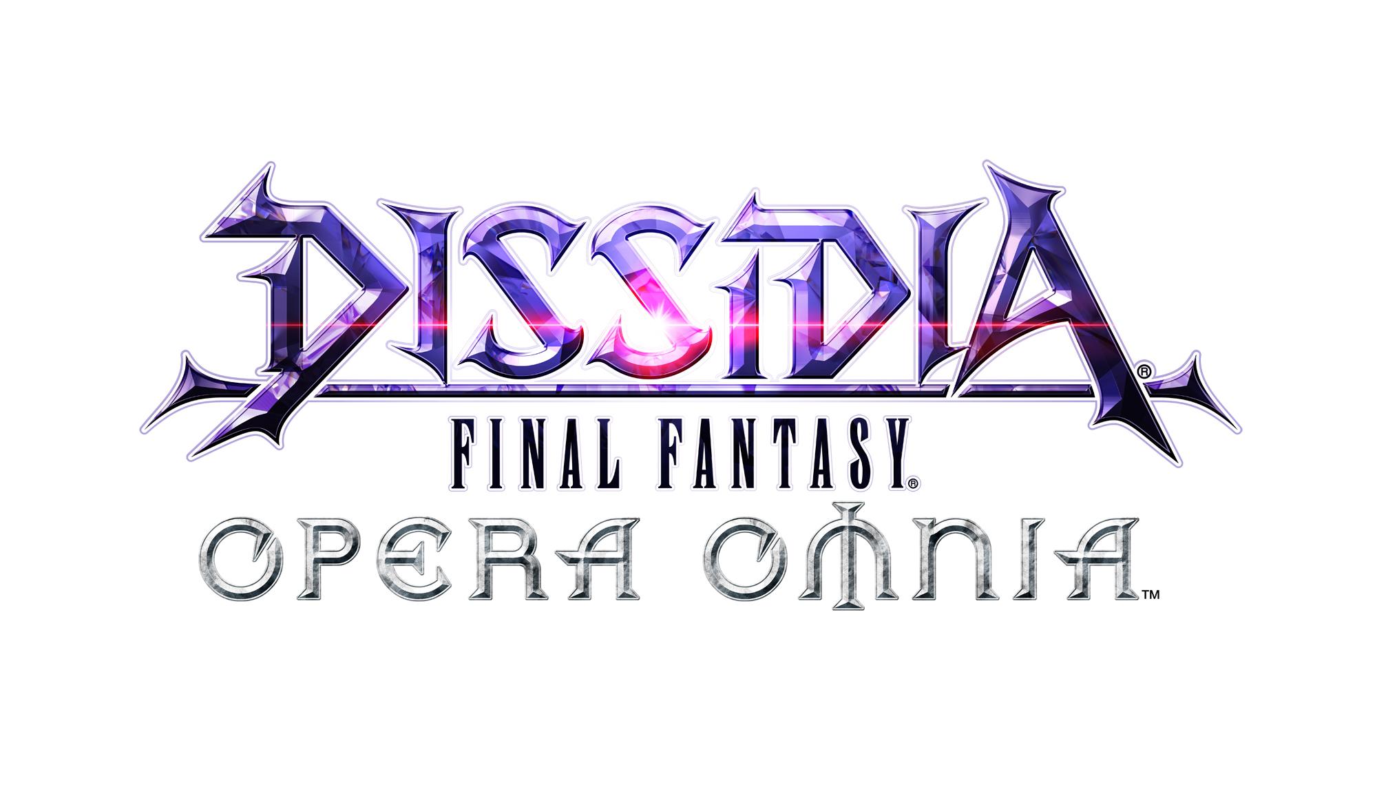 Lancio occidentale per Dissidia Opera Omnia a Gennaio!