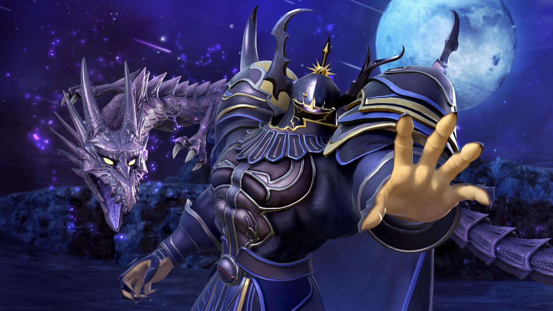 Trailer italiano di lancio per Dissidia Final Fantasy NT!