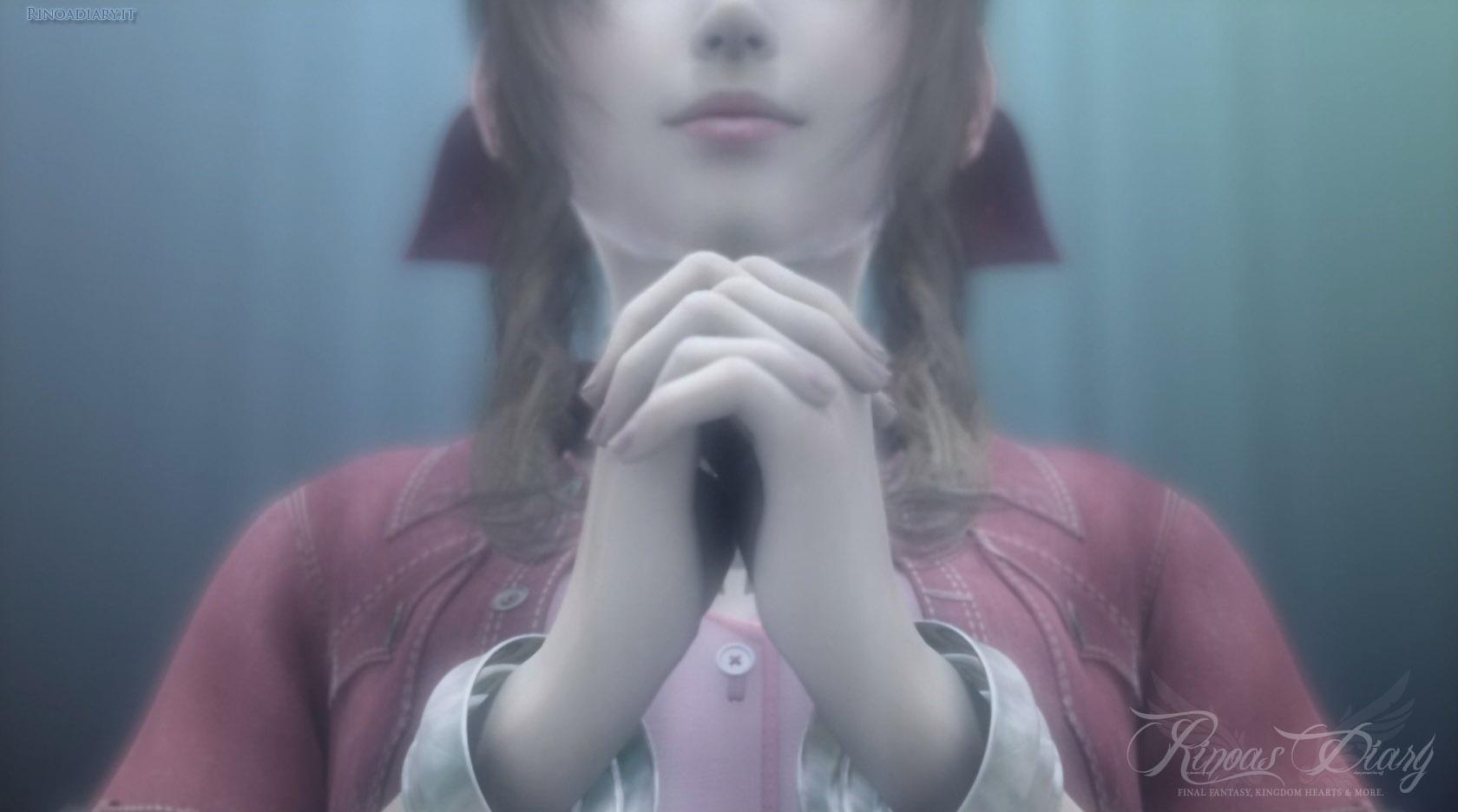 """""""Words Aerith Left Behind"""" – il dialogo inedito di Final Fantasy VII al FF30th Anniversary Exhibition!"""