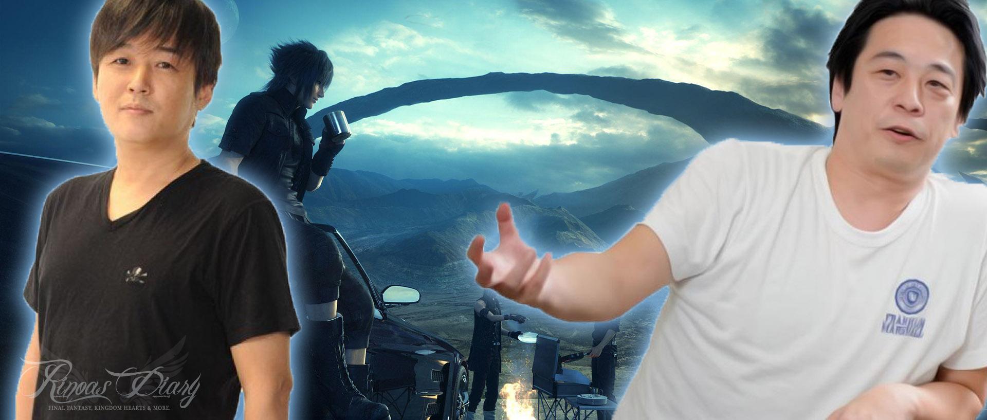 Da Final Fantasy Versus XIII a Final Fantasy XV: il passaggio di testimone da Nomura a Tabata