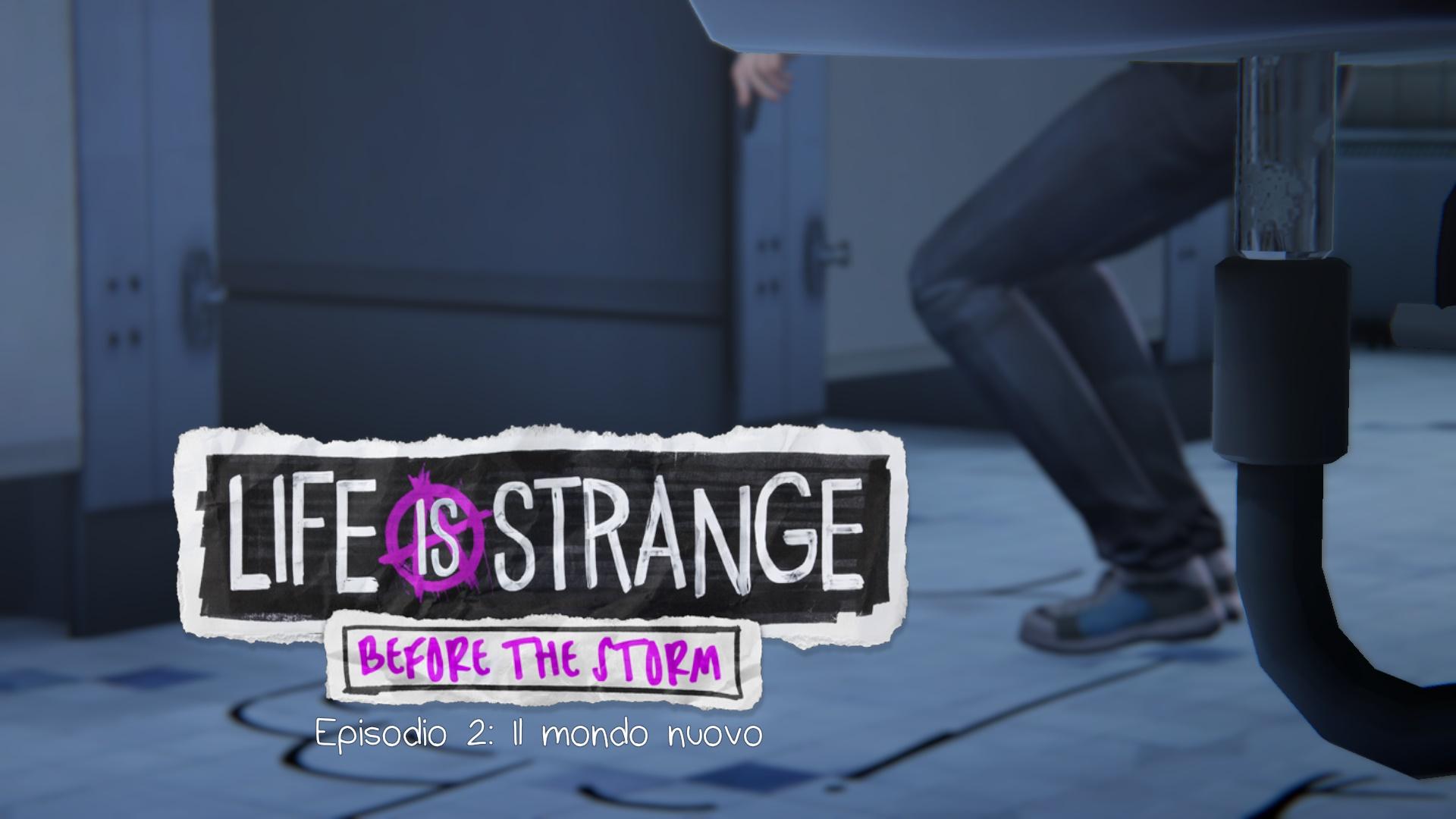 Guida ai Graffiti di Life is Strange: Before the Storm – Episodio 2: Il mondo nuovo