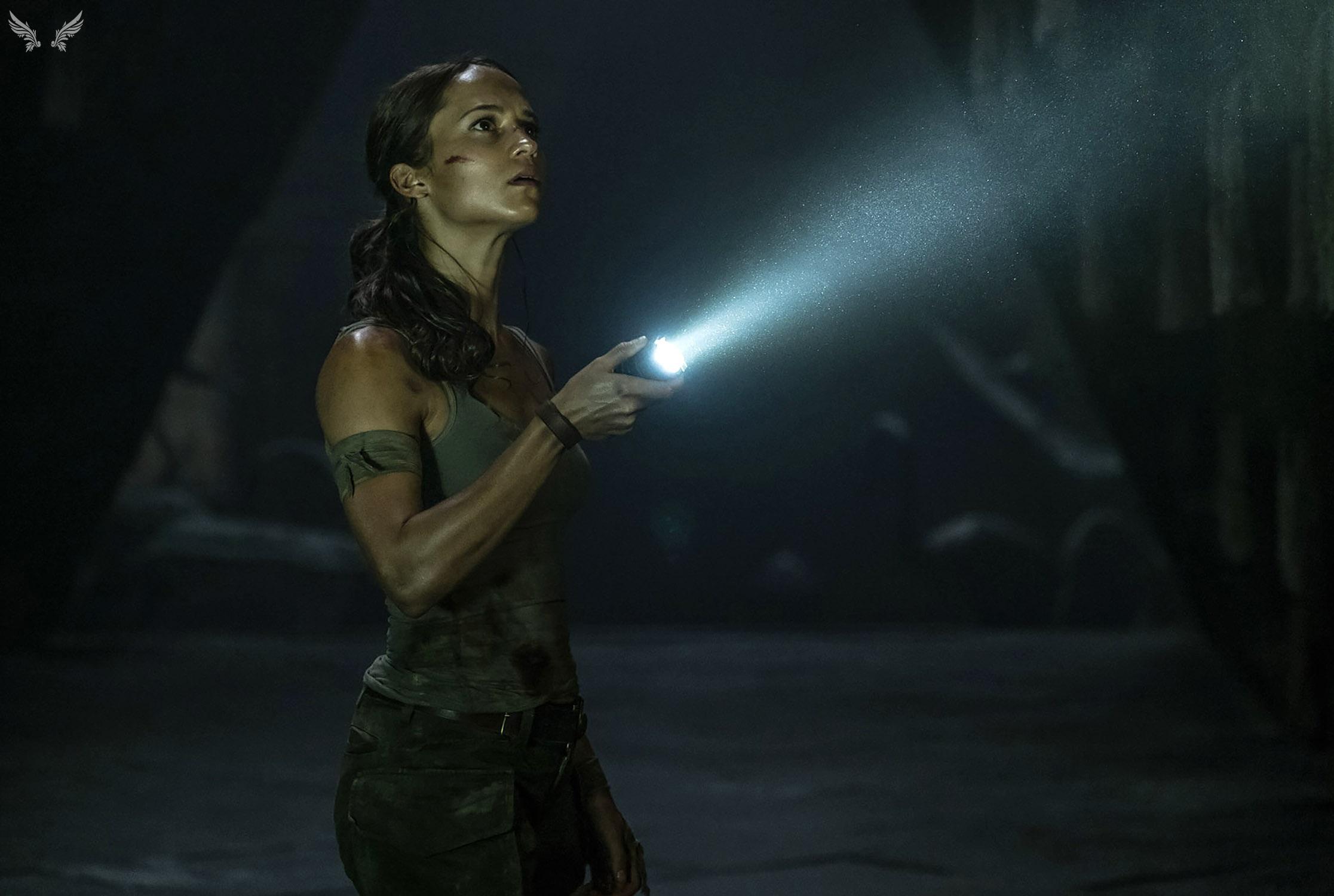 Secondo trailer ufficiale del film Tomb Raider!