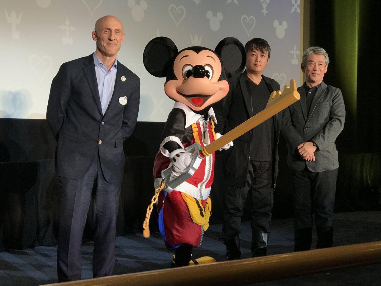 Kingdom Hearts III: lo sviluppo della middle phase è al 60%!