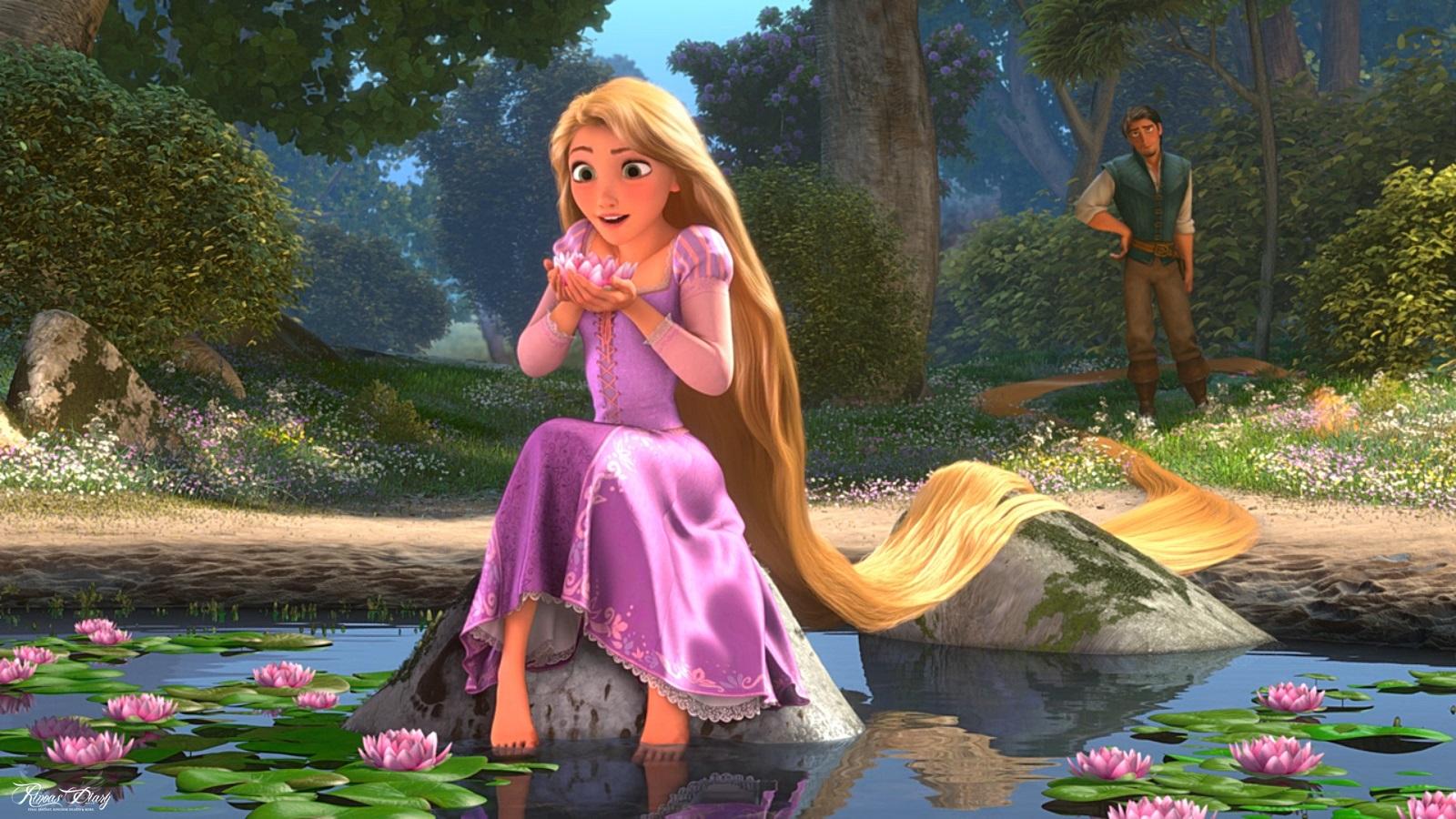 """Kingdom Hearts 3: il """"making of"""" di Corona, il mondo di Rapunzel"""
