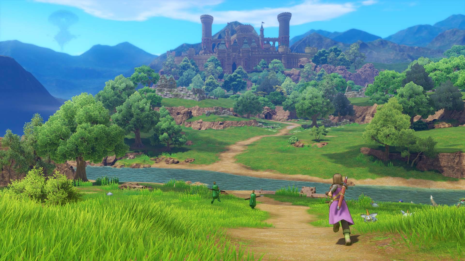 Dragon Quest XI: Echi di un'era perduta arriverà in Europa il 4 Settembre su PS4 e PC!