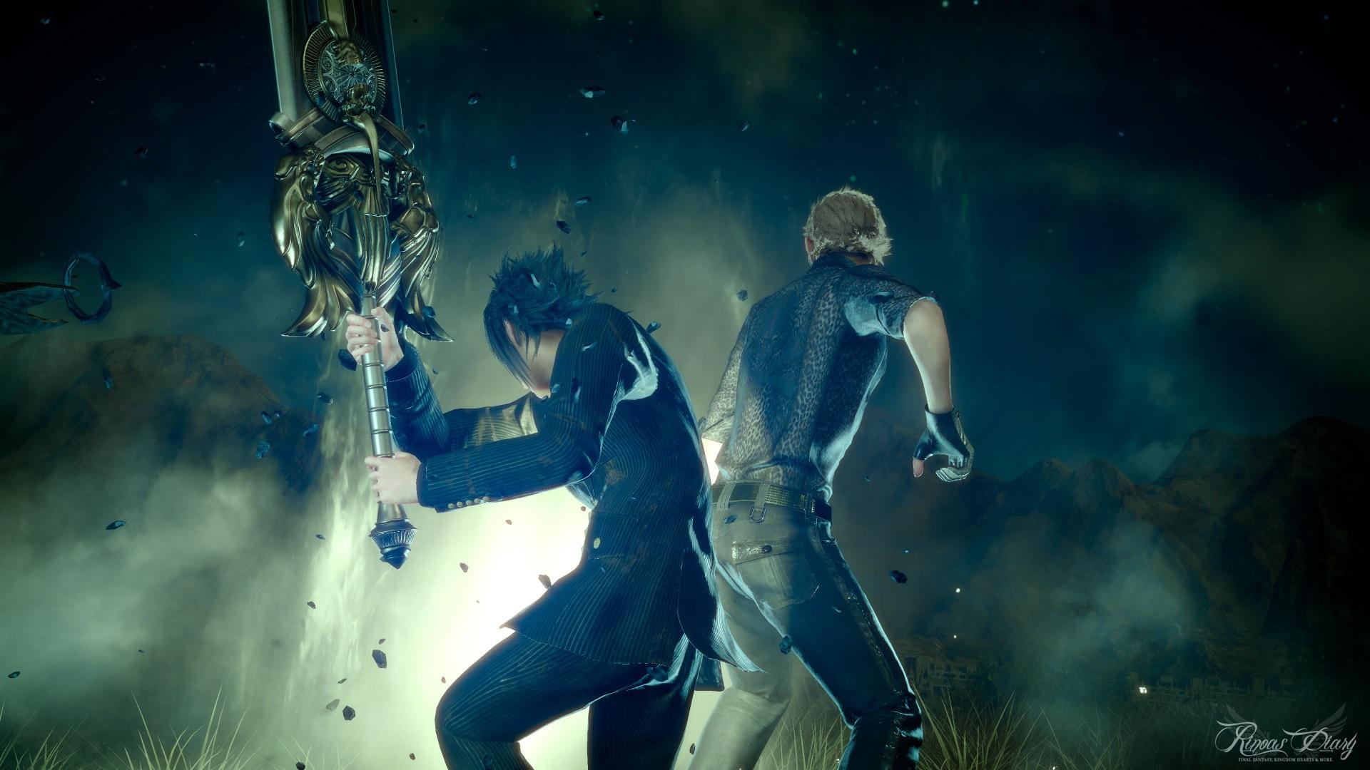 Una prima patch per Final Fantasy XV: Windows Edition!