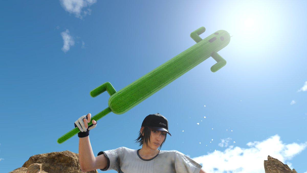 Final Fantasy XV: Windows Edition porta con sé il supporto alle mod e al controllo oculare Tobii!