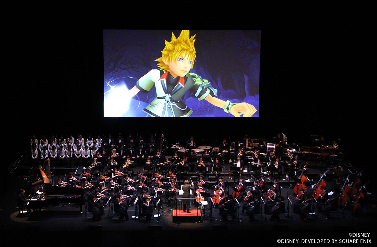 Link e info sui biglietti del Kingdom Hearts Orchestra!