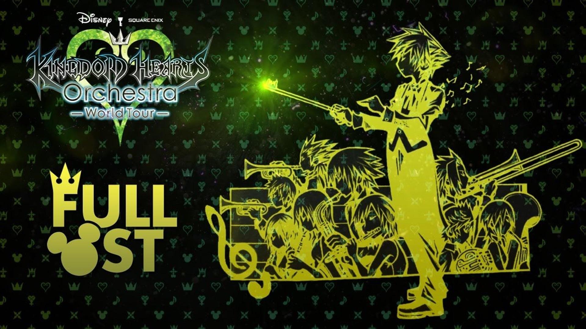 """Il tour """"Kingdom Hearts Orchestra"""" fa tappa in Italia!"""
