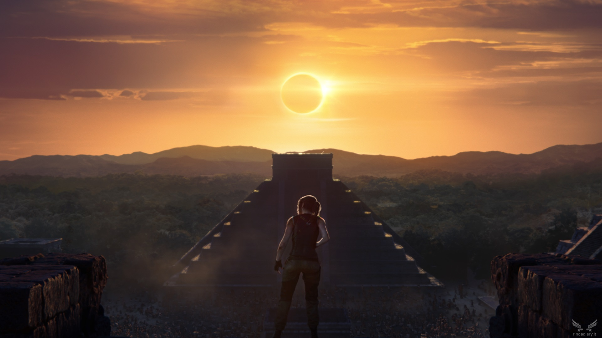 Shadow of the Tomb Raider è la nuova avventura di Lara Croft, in arrivo il 14 Settembre!