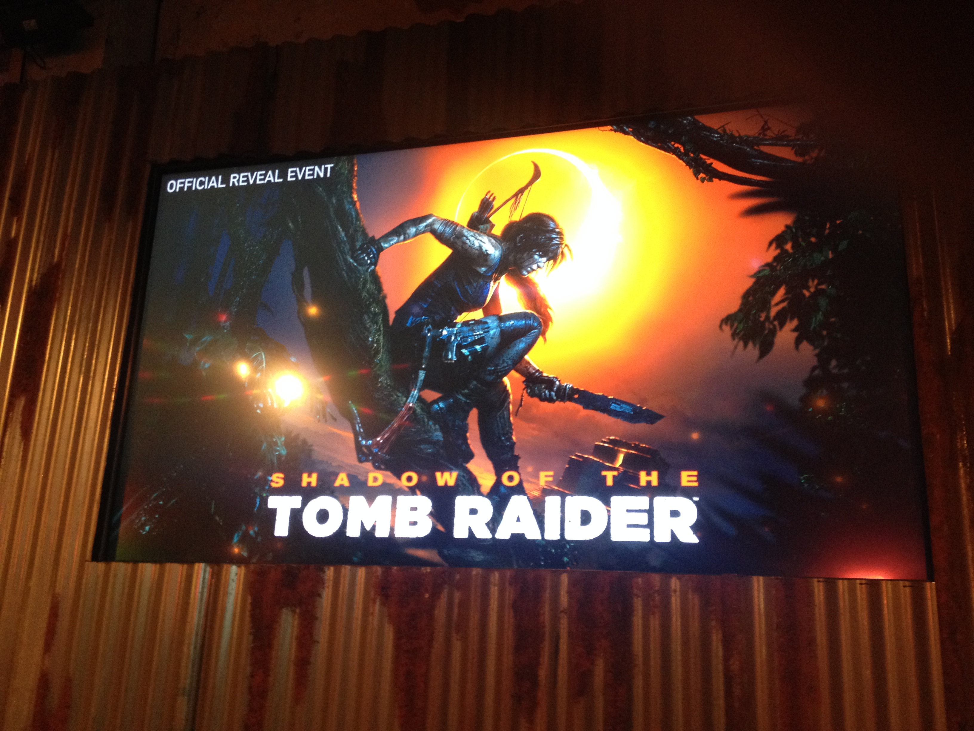 Hands on – La nostra anteprima della demo di Shadow of the Tomb Raider!
