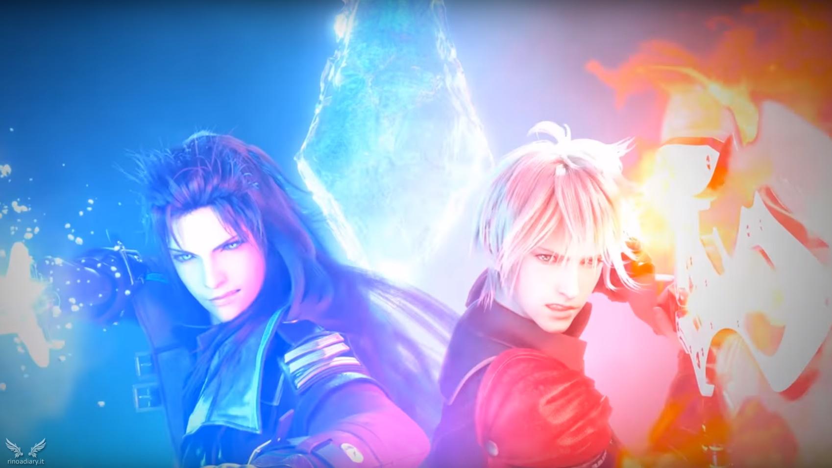 Final Fantasy Magnai XIV, FF Brave Exvius 3D e Pop Team XV!