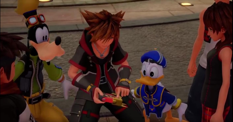 I minigiochi di Kingdom Hearts III arrivano in anteprima su Kingdom Hearts Union X!