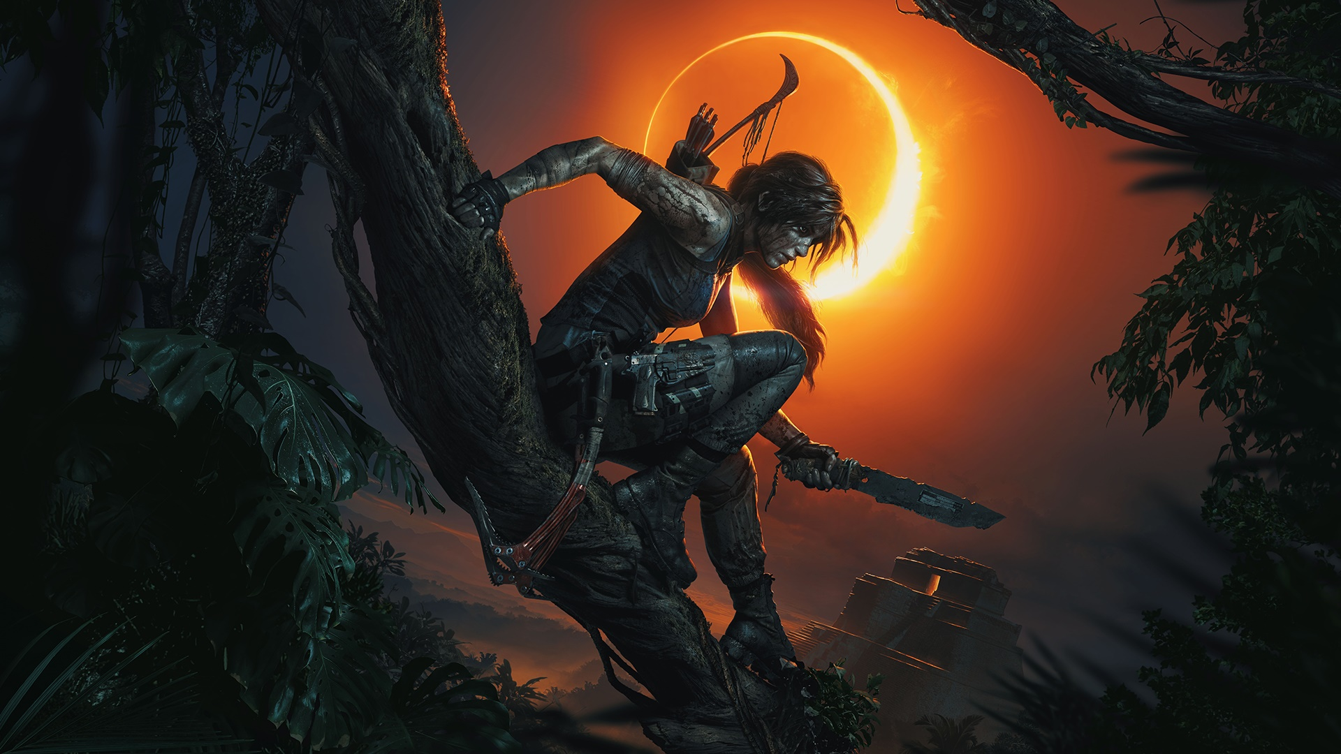 Primo artwork per Shadow of the Tomb Raider!