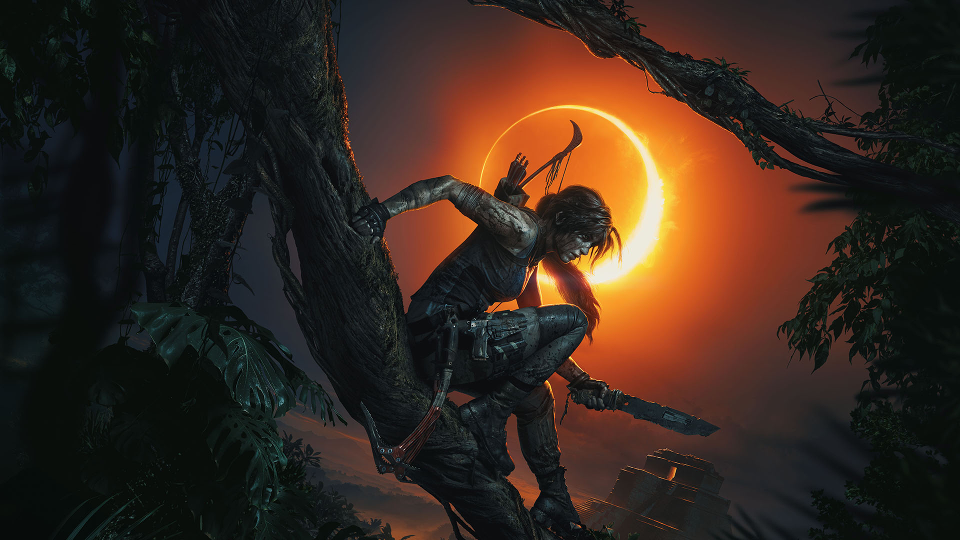Shadow of the Tomb Raider presenta al mondo il suo primo trailer!