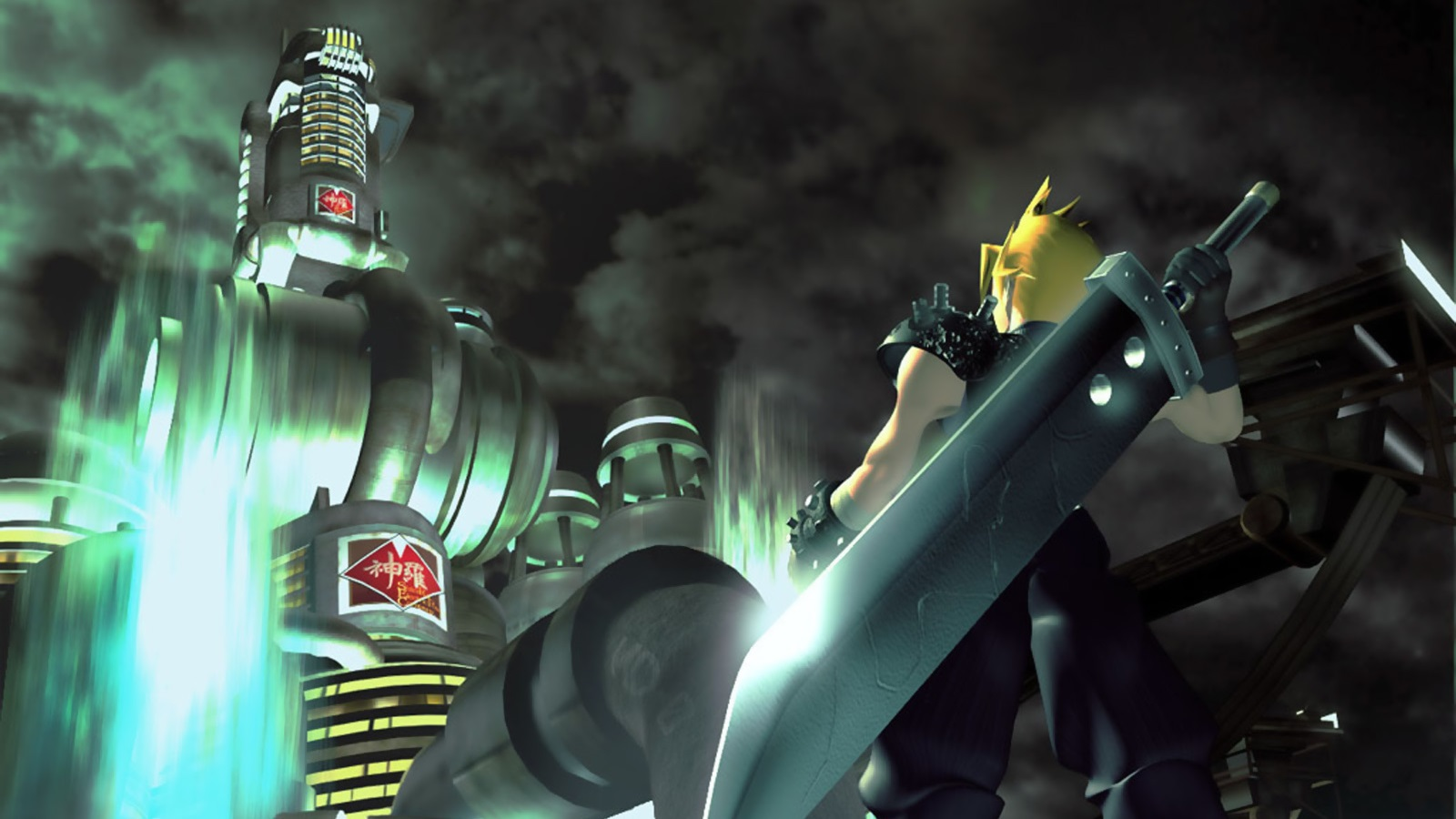 Final Fantasy VII e Tomb Raider entrano nella World Video Game Hall of Fame!
