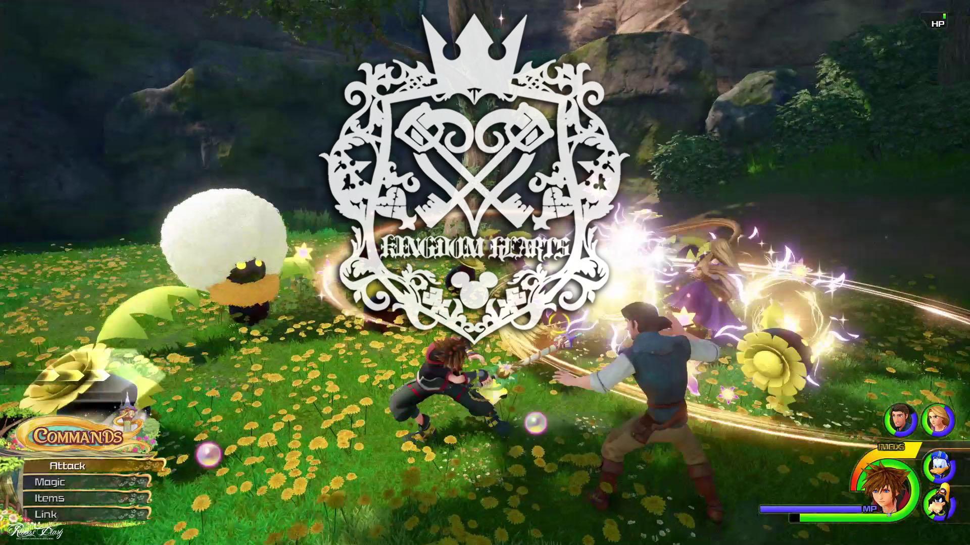 Tutte le novità dalla Kingdom Hearts III Premiere! [LIVE]
