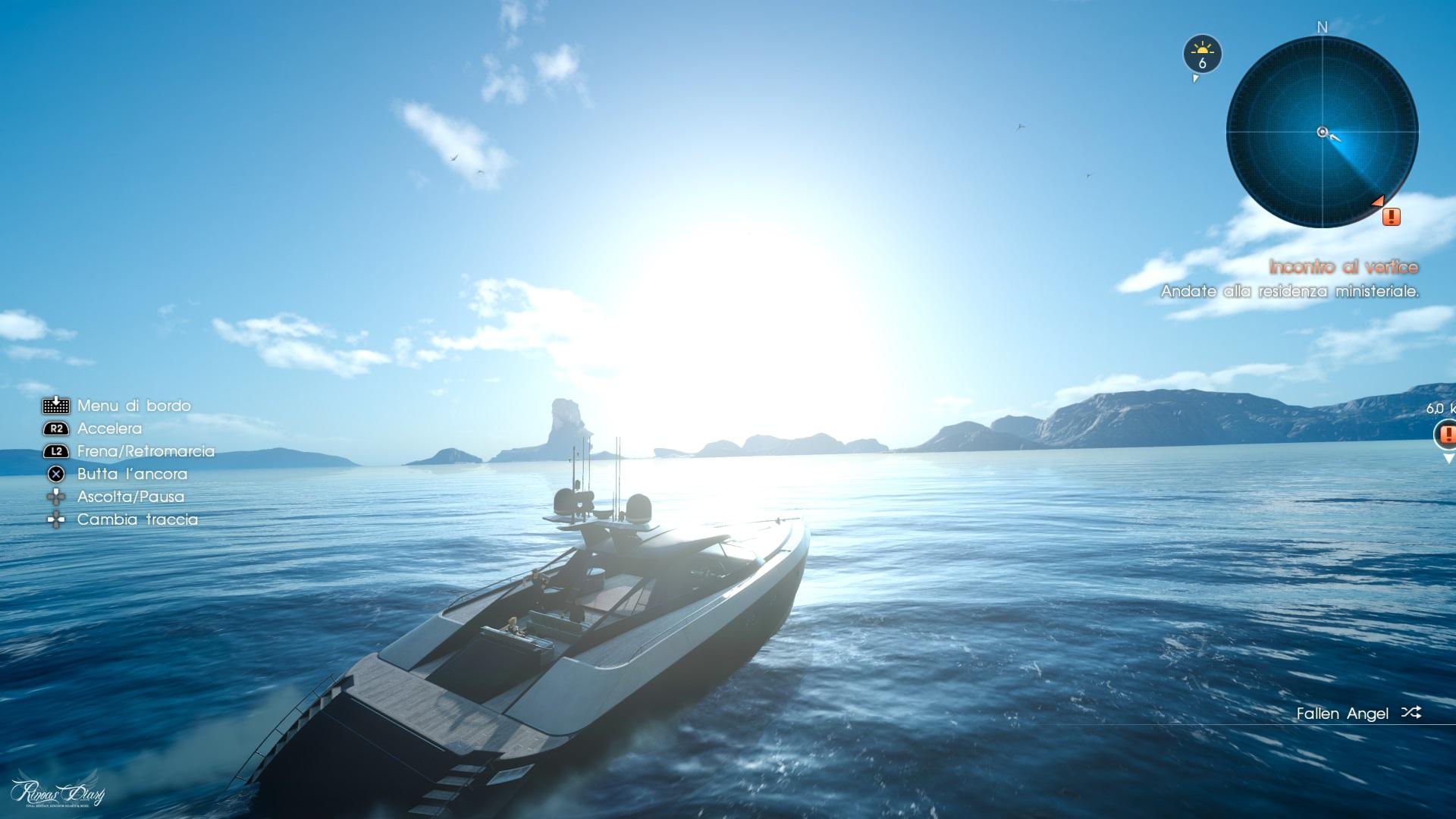 Final Fantasy XV: tutte le missioni dello Yacht Regale!