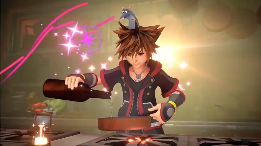 """""""Finale segreto in lavorazione"""": nuovi dettagli da Famitsu per Kingdom Hearts III!"""