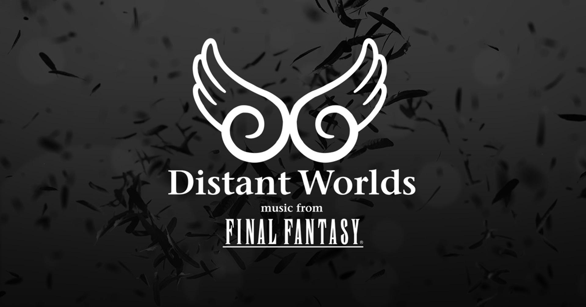 Tutte le info sui biglietti delle tappe italiane di Distant Worlds: music from Final Fantasy!