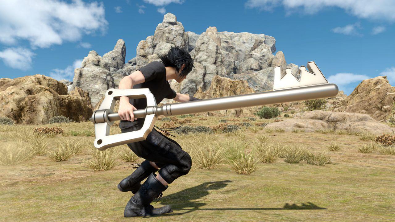 Il Mod Organizer di Final Fantasy XV scatena la fantasia dei giocatori