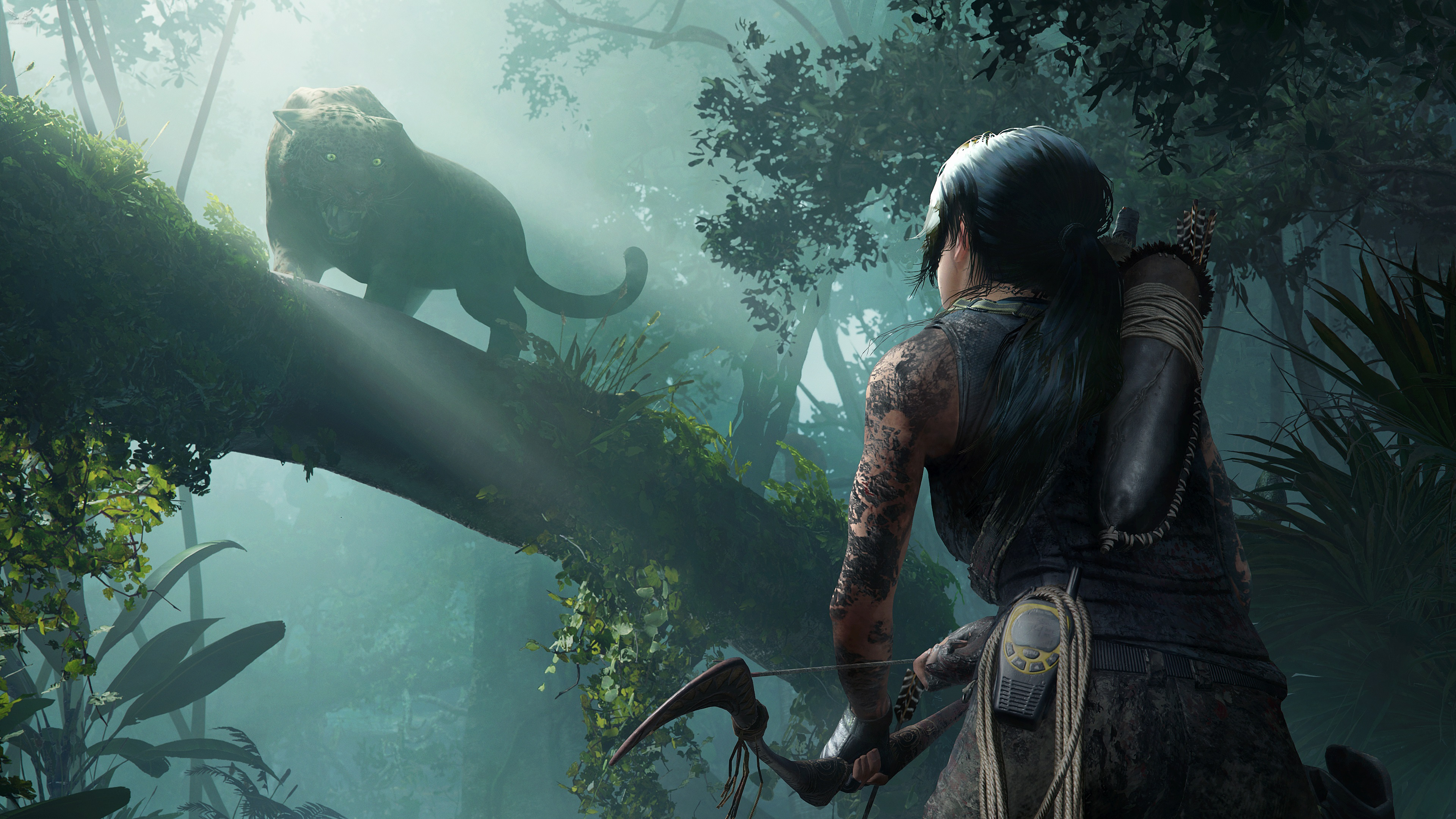 Shadow of the Tomb Raider: one with the jungle