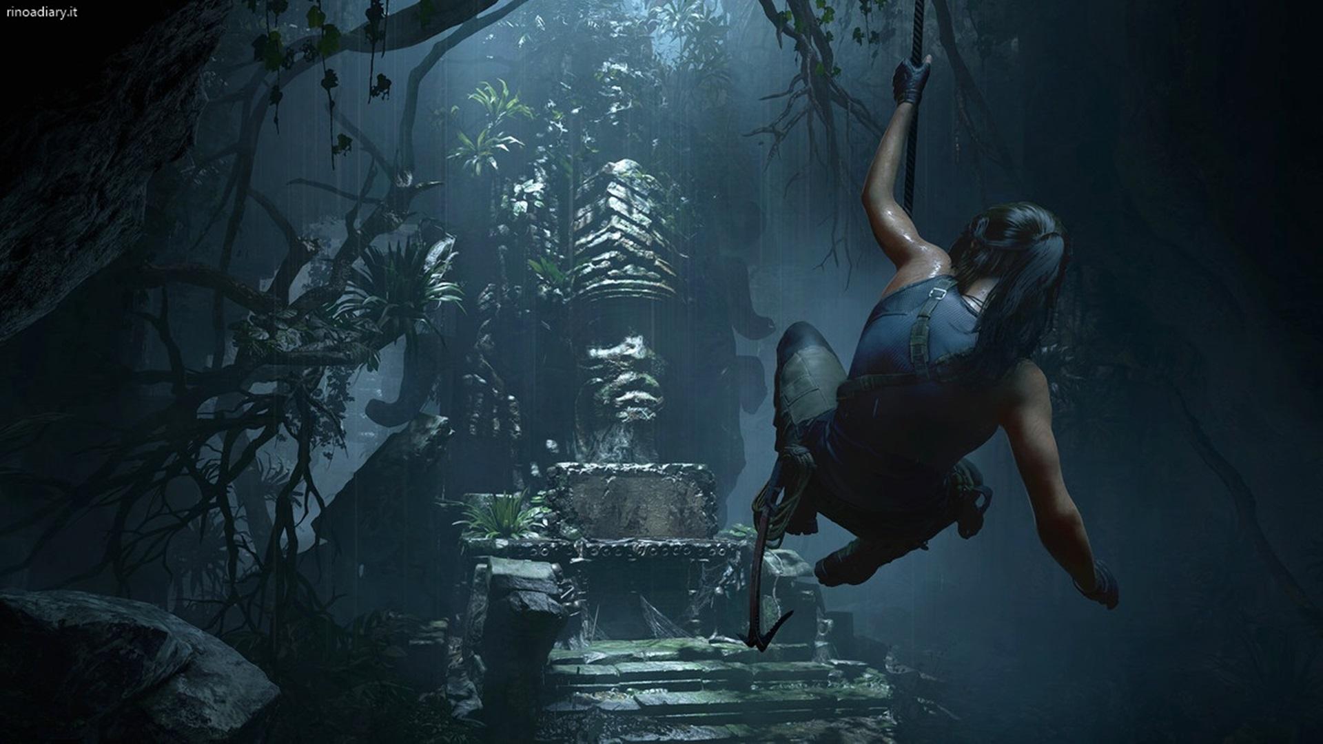 E3 2018 – nuovo trailer per Shadow of the Tomb Raider!