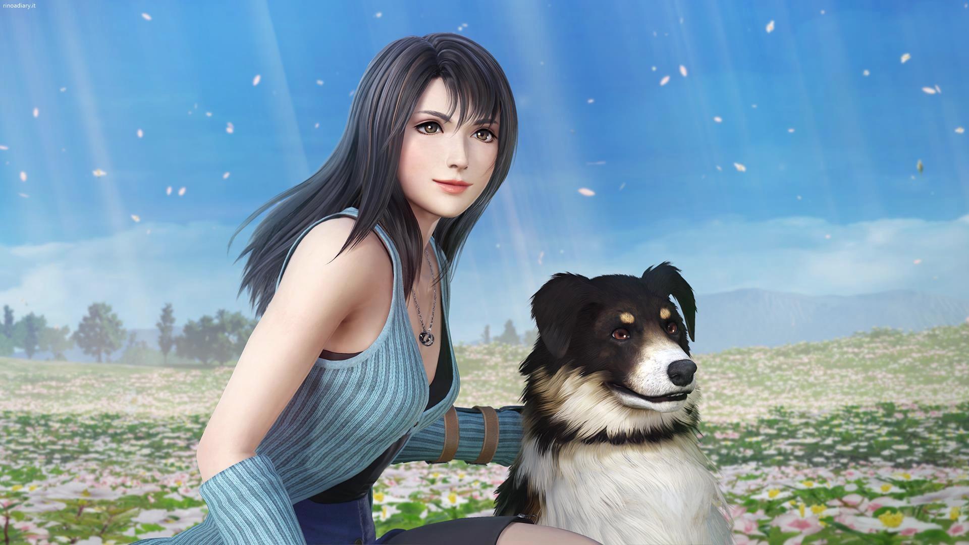 Il terzo personaggio del Season Pass di Dissidia Final Fantasy NT è Rinoa Heartilly di Final Fantasy VIII!