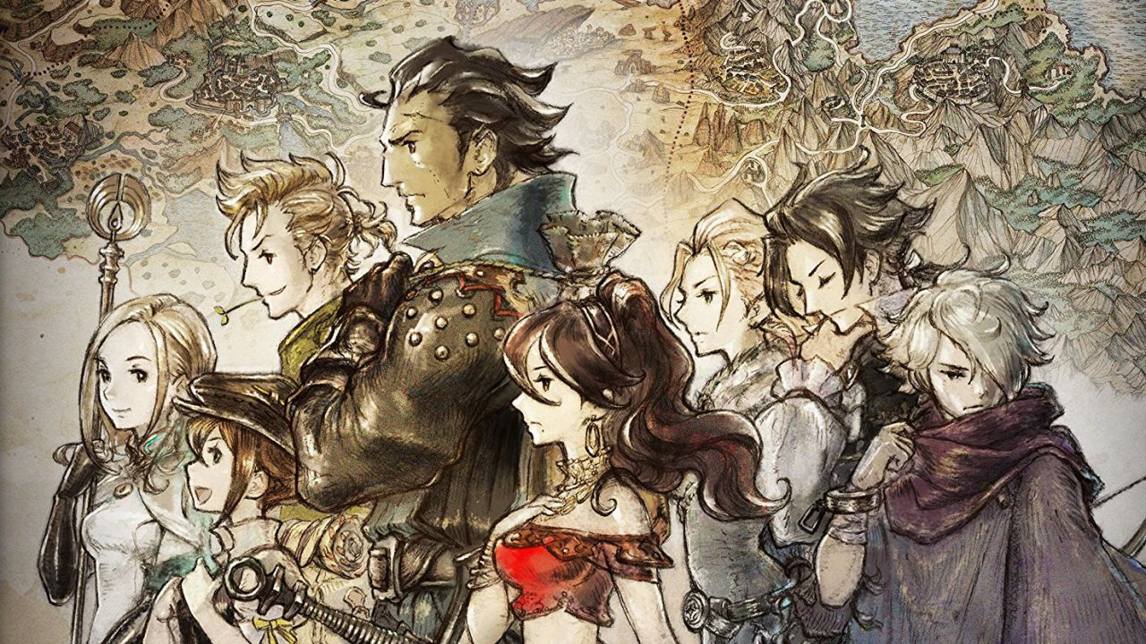 Octopath Traveler è stato sviluppato come successore spirituale di Final Fantasy VI!