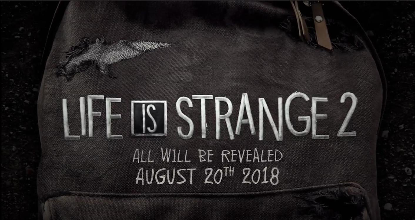 Teaser trailer per Life is Strange 2, novità attese per il 20 Agosto!