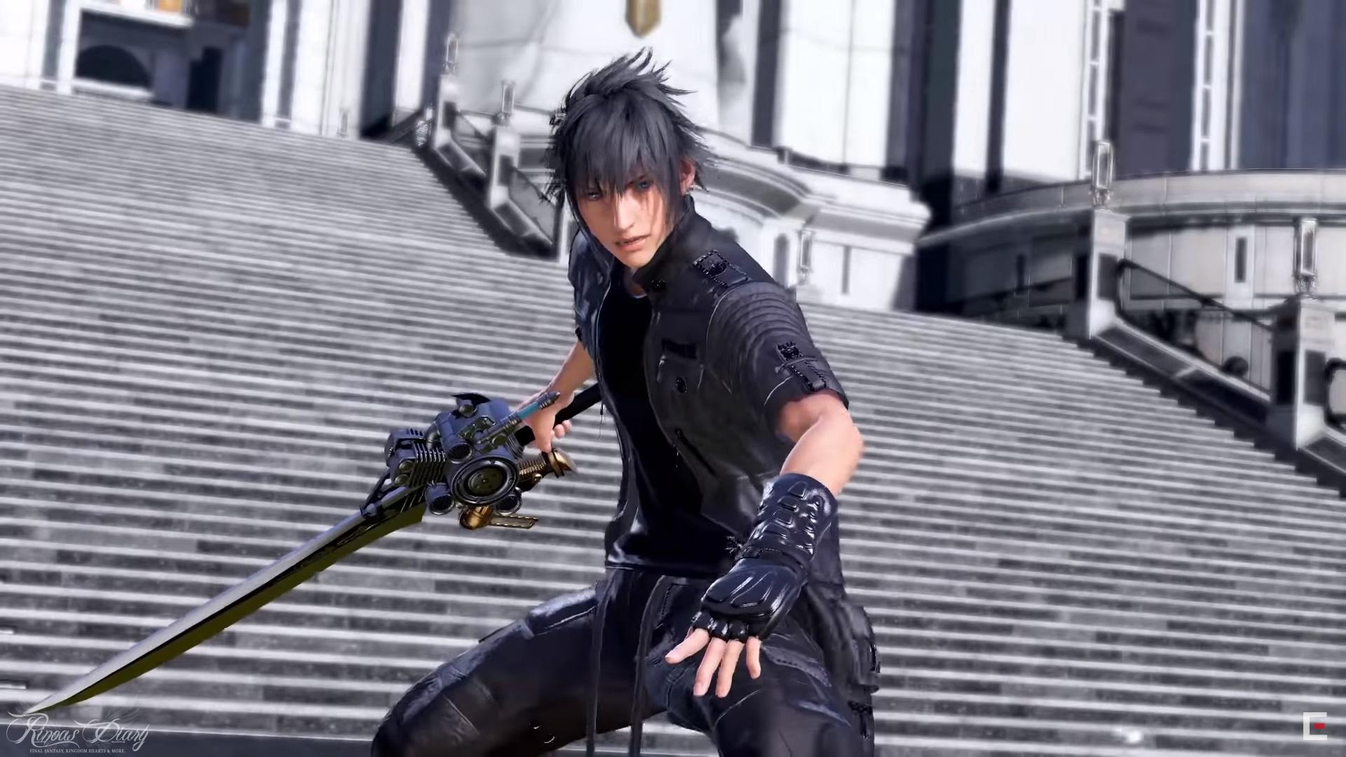 Insomnia da Final Fantasy XV è la nuova arena di Dissidia Arcade / NT!
