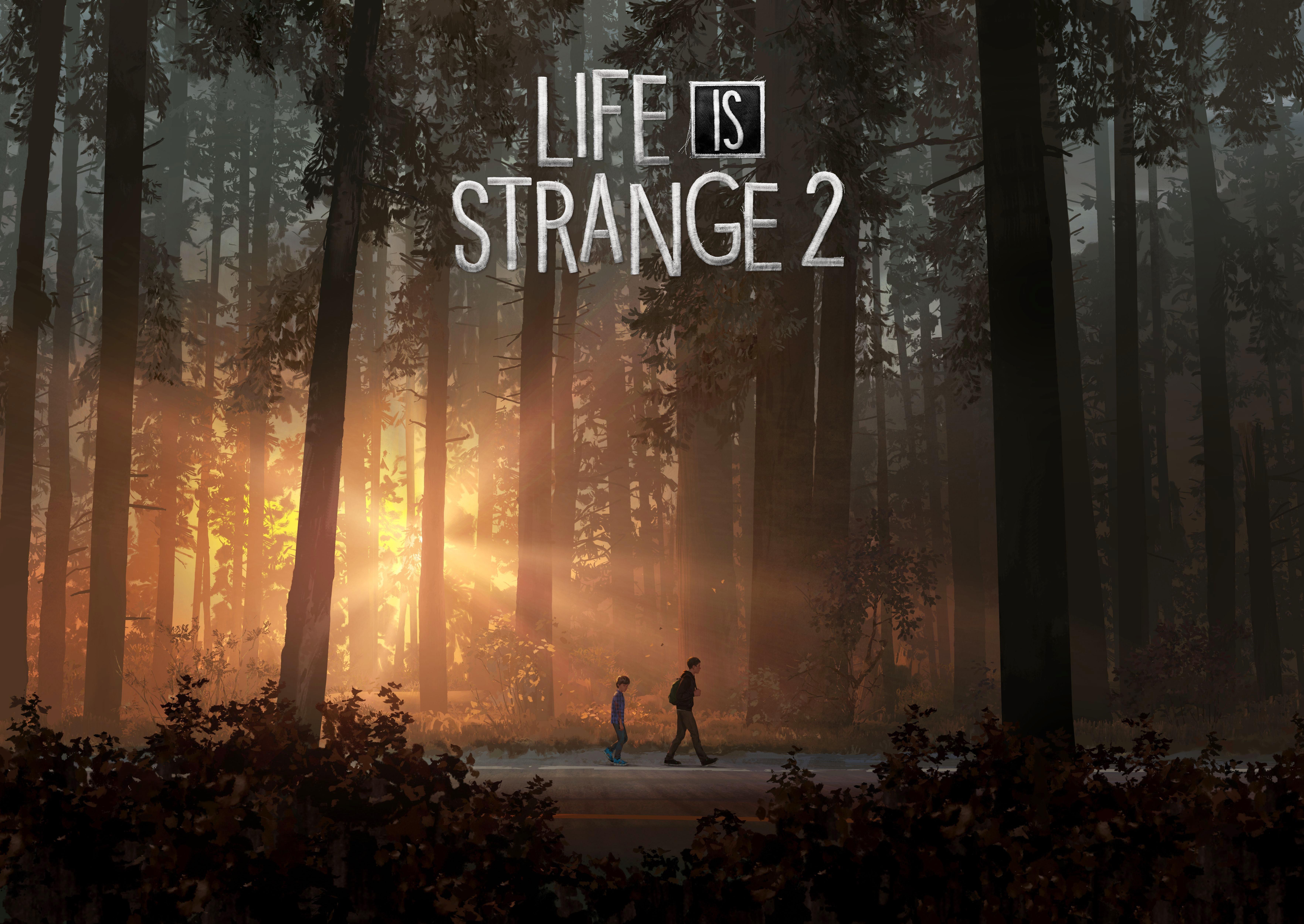 Life is Strange 2 si presenta con il suo primo trailer ufficiale!