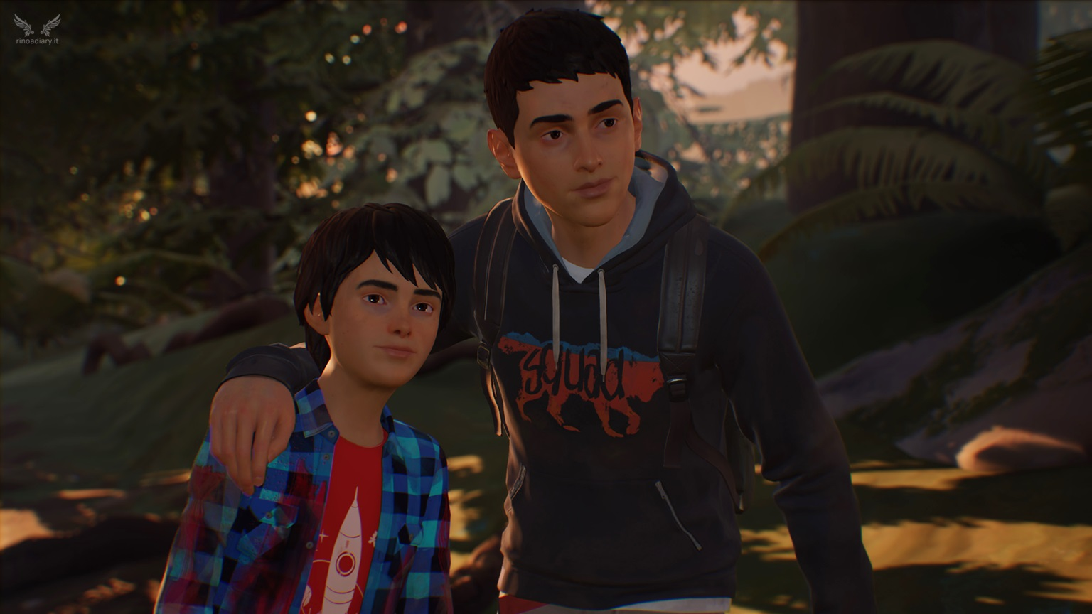 Il trailer di lancio di Life is Strange 2!