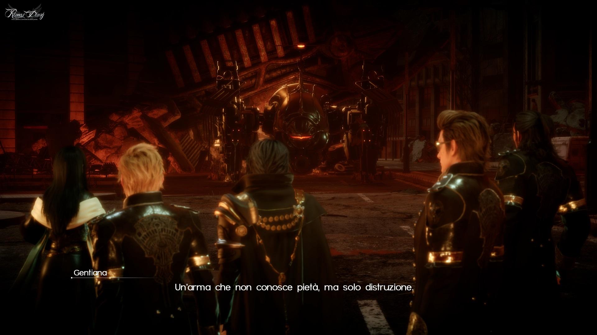 Final Fantasy XV – Come sconfiggere Omega
