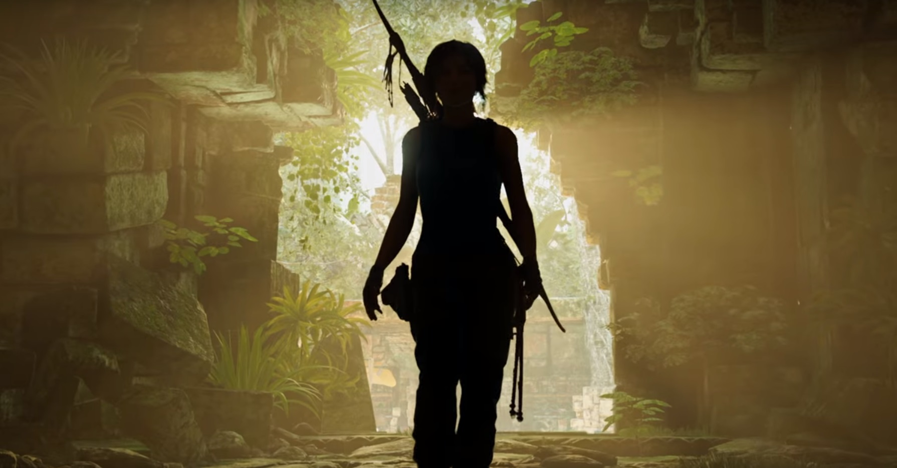 "Uno spot TV per Shadow of the Tomb Raider: ""Become the Tomb Raider""!"
