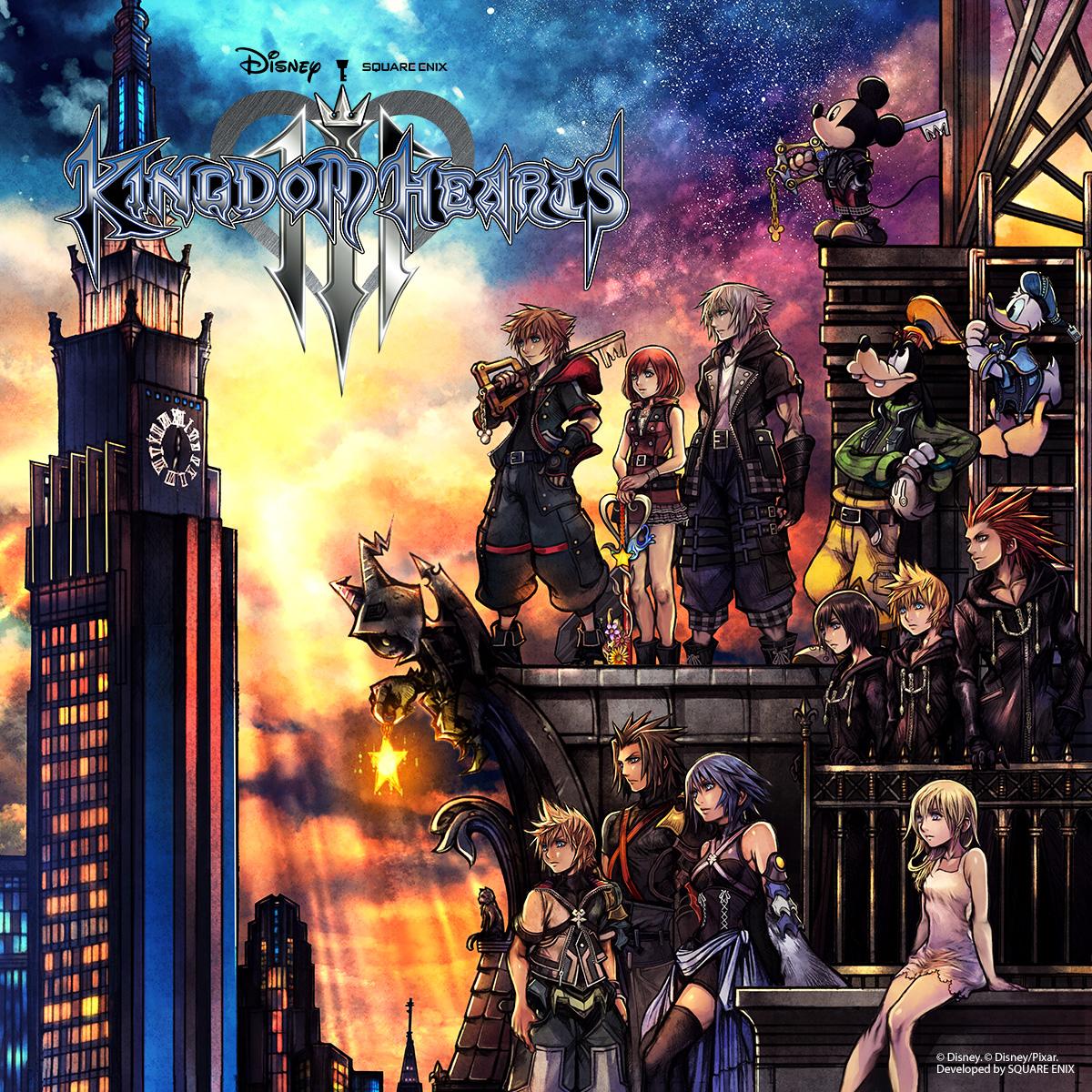 """[Tokyo Game Show 2018] Trailer esteso """"Big Hero 6"""" di Kingdom Hearts III, rivelata la box art!"""