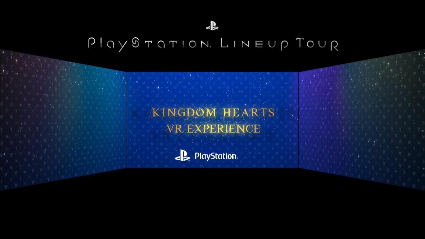 Annunciato Kingdom Hearts VR Experience!