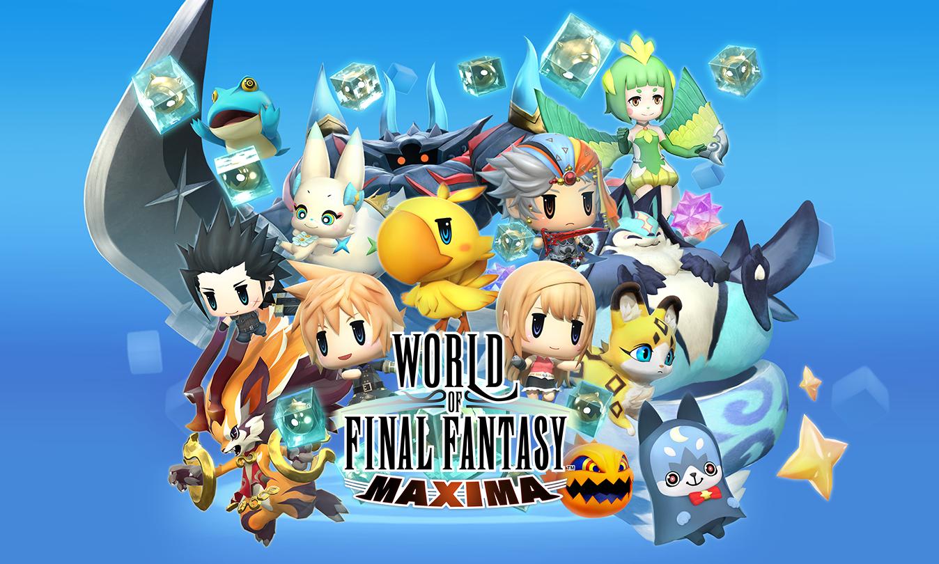 World of Final Fantasy Maxima: qualche notizia sull'upgrade!