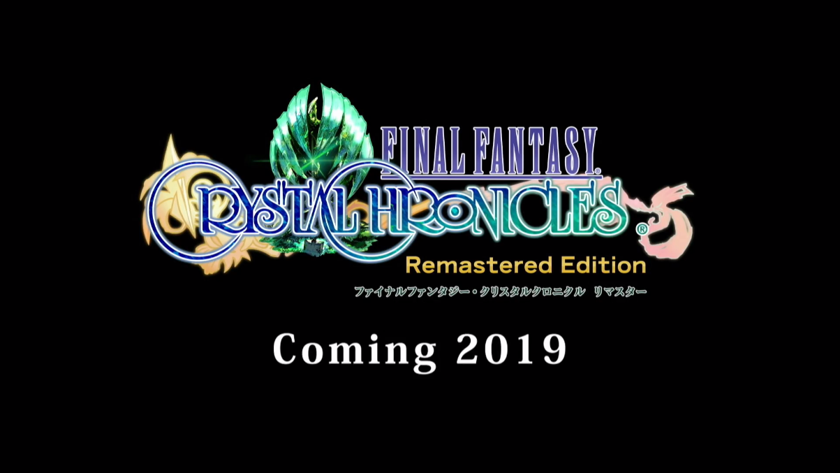 Crystal Chronicles Remastered Edition arriva su Playstation 4 e Nintendo Switch!
