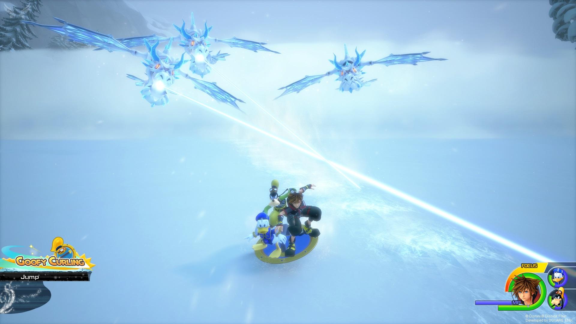 [TGS 2018] Kingdom Hearts III: mostrato il gameplay dei mondi di Toy Story e Frozen!