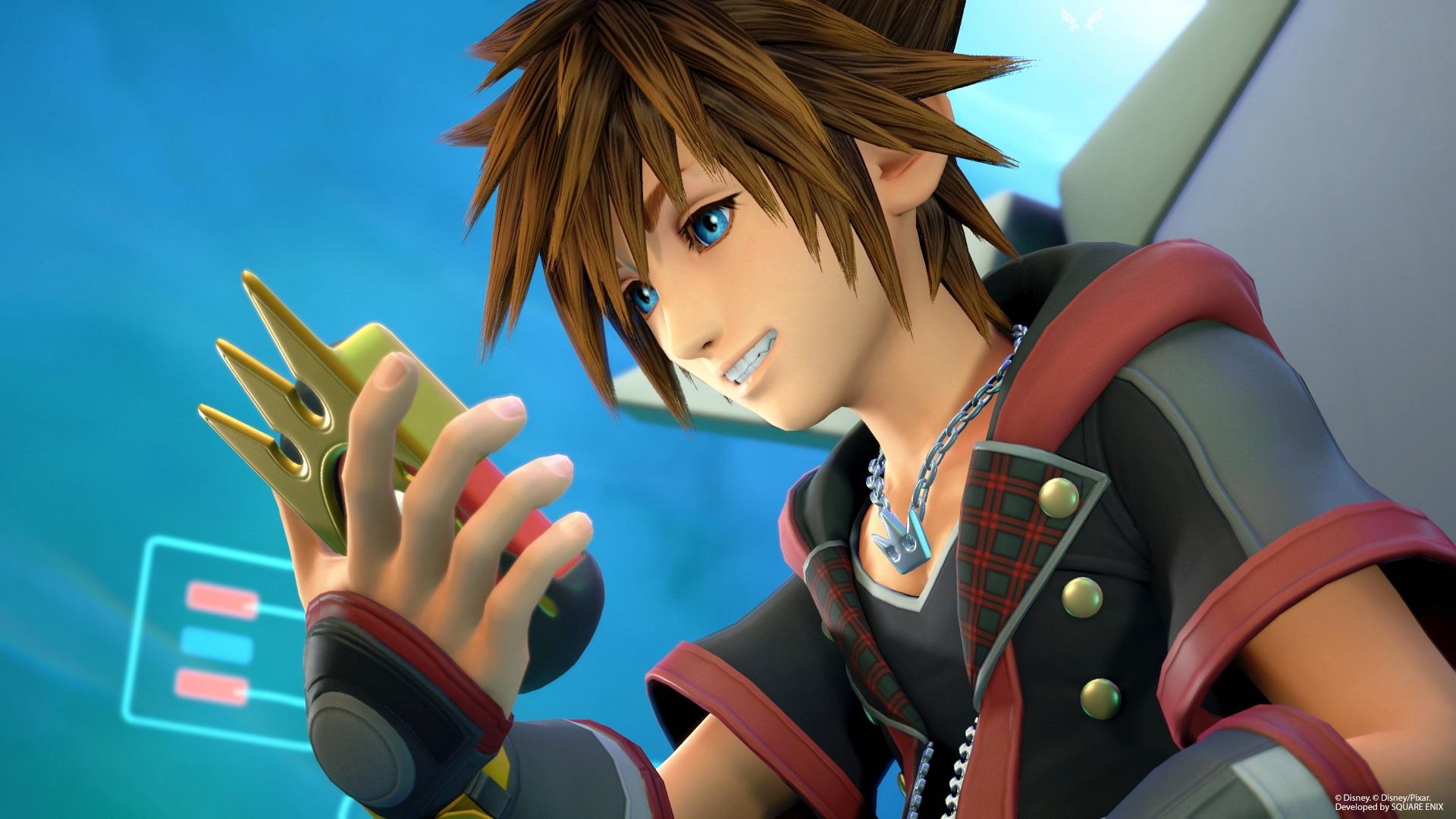 [TGS 2018] Nuove immagini e render personaggi di Kingdom Hearts III!