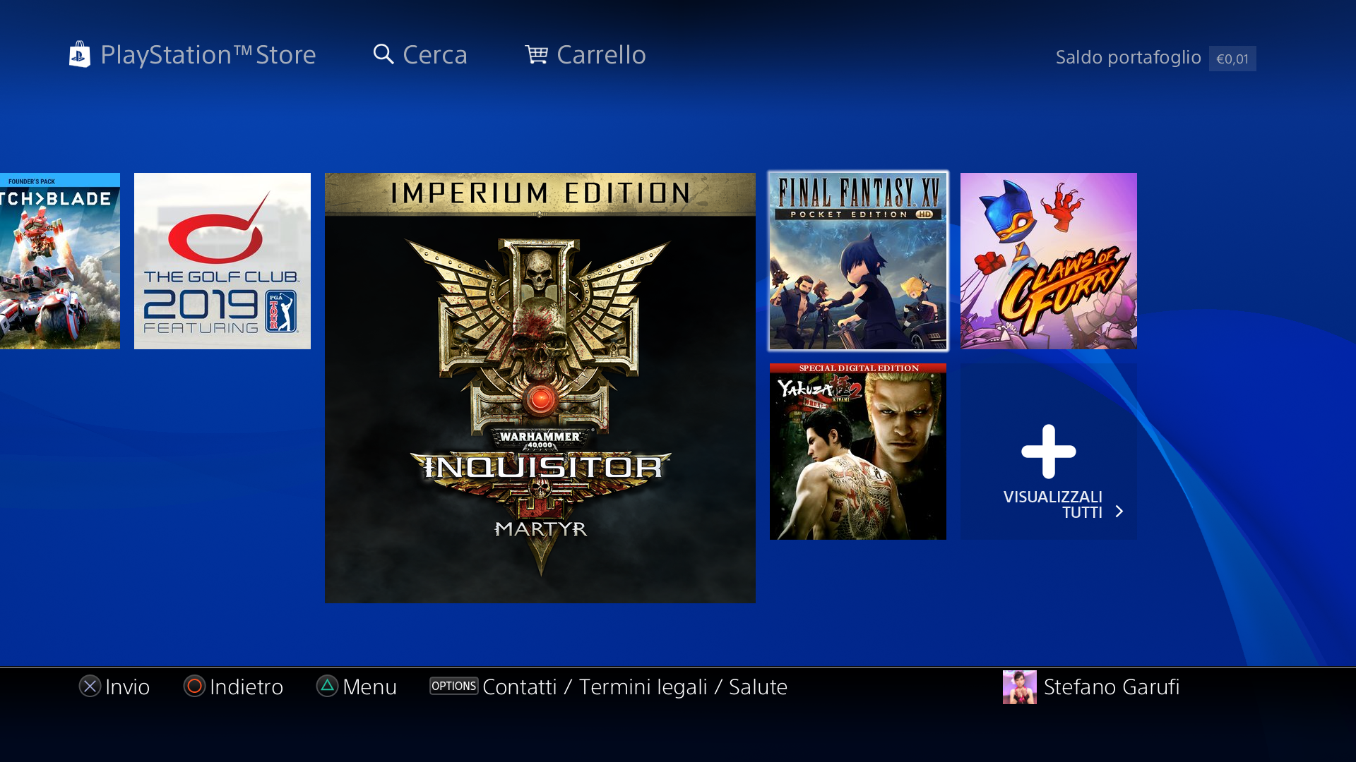 "Spunta in rete l'immagine di una ""Pocket Edition HD"" di Final Fantasy XV per PS4, versione Switch in arrivo?"
