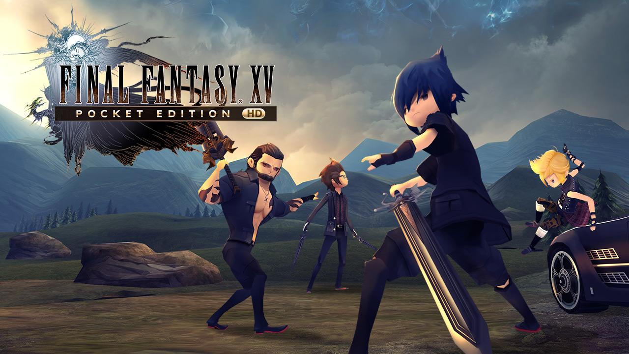 Rilasciato Final Fantasy XV Pocket Edition HD su Playstation 4 e Xbox One, a breve su Switch!