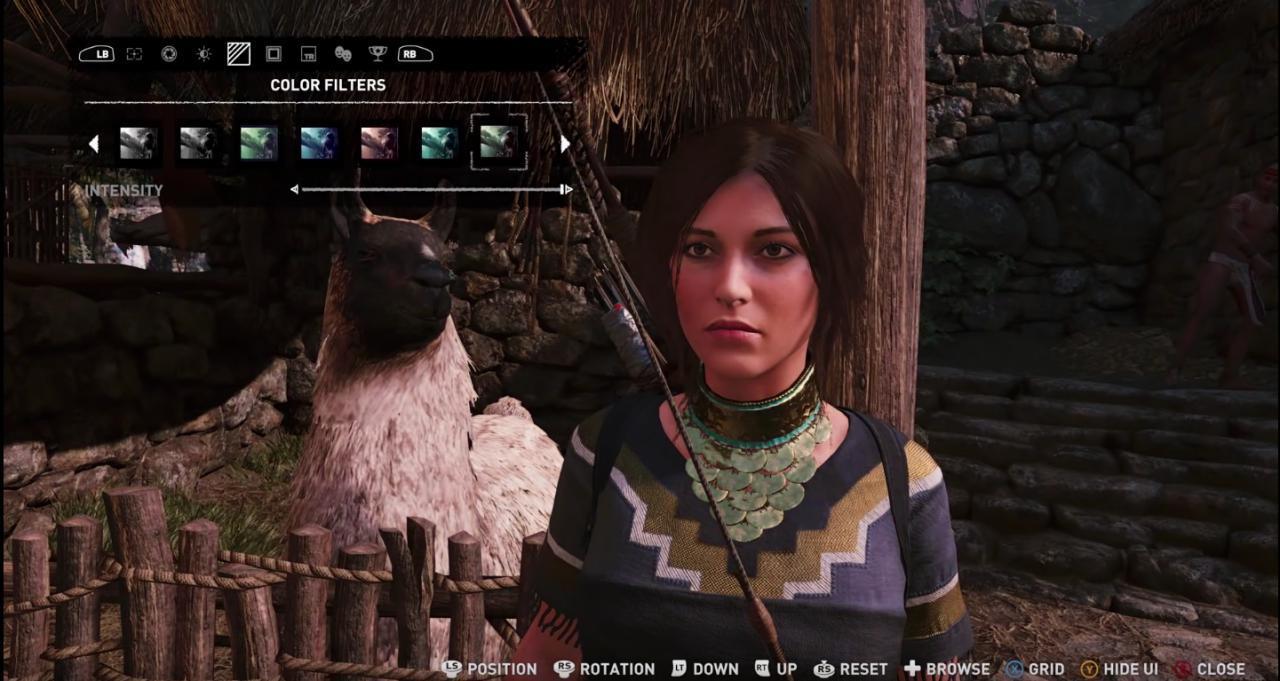 Rivelata la Photo Mode di Shadow of the Tomb Raider!