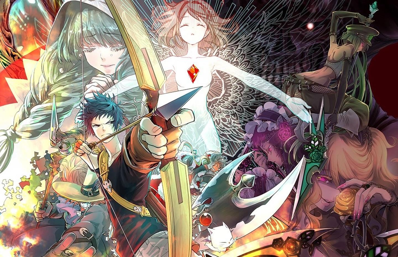 """Il manga """"Final Fantasy: Lost Stranger"""" è arrivato in Italia!"""